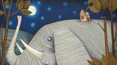 Claudia Laggnazi - I have a home - Paper fold