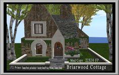 Briarwood Cottage | Coeur Virtual Worlds
