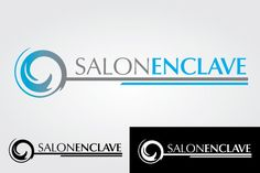 Salon Enclave needs a new logo (really badly) by JonnBloomer