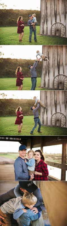 Maternity photos - outdoor photography © Brandi Watford Photography LLC