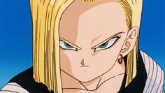 Don't piss off Android 18