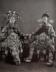 Photographs like these, part of the largest private collection of historical photos of China, captured the Qing Dynasty in its final decades