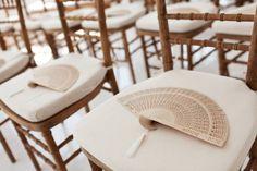 Um mimo para os convidados nos casamentos ao ar livre