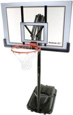 SO Lifetime Portable Basketball Hoops 90015 52 in Polycarbonate Backboard