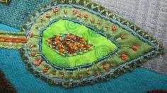 Sue Spargo Folk-art Quilts