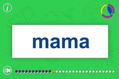 Moje Słowa to wesoła aplikacja, która pozwala dziecku bawić się czytaniem i z radością poznawać polskie słowa. Doskonała zabawa dla dzieci i rodziców. #kiddystarter