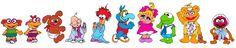 Muppet Babies...
