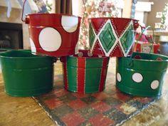 Jez4U Special Order Bucket Pick your Color/Design I can by Jez4U, $40.00