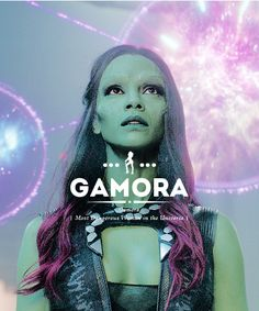 Guardians of the Galaxy | Gamora....I can be Ms.Gamora for Halloween instead of Zamora!