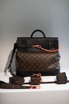 db84a5581ccd Louis Vuitton SS19 Showroom  Best Accessories Louis Vuitton Sneakers