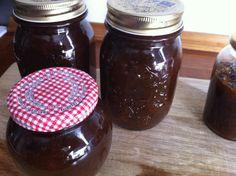 En af de bedste marmelader jeg endnu har lavet er denne marmelade med æbler og svesker.