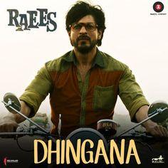 """Listen Dhingana (From """"Raees"""") - Mika Singh & Neha Kakkar on Mp3strings.com"""