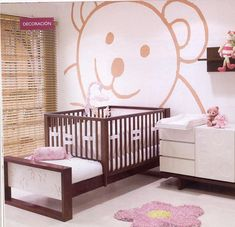 Moises cunas para bebés Disney - Imagui Baby Decor, Kids Decor, Baby Bedroom, Kids Bedroom, Murals For Kids, Princess Room, Dream Baby, Baby Furniture, Baby Cribs