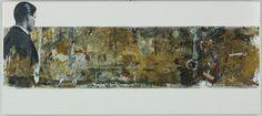 "Saatchi Online Artist Alejandro Hermann; Painting, ""Simbiosis Hombre New York"" #art"