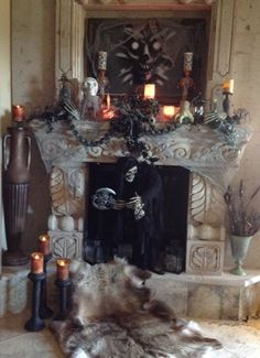 Click this pin to see the hauntingly beautiful setting TERRI T. entered in Grandin Road's Spooky Decor Photo Challenge. TERRI T. could win one of four $2,500 Grandin Road gift cards. Can you craft an eerily elegant Halloween scene? Enter yourself!
