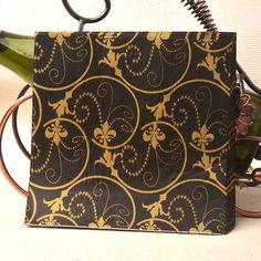 33*33 cm 20 Unids/pack Clásico Modelo Del Oro Negro Del Partido Servilleta de Papel 100% de la Virgen De Madera Servilleta de Papel para el Hotel café decoración de La Boda