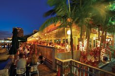 Coconuts ~ on the list of the BEST Restaurants in Ft. Lauderdale, my son Alex is one of the bartenders there .... it's just an amazing place, great atmosphere & the staff are Family !   To go there is to LOVE IT.