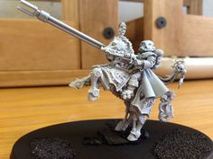 Skitarii Ironstrider convertion.Just finished,now time to paint.