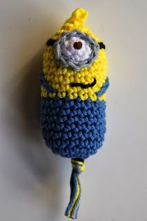 Dots: Tutorial mini Minion haken