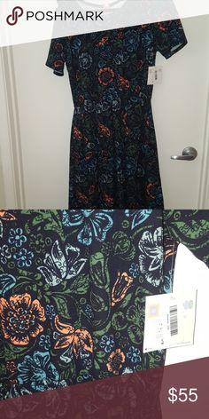 Lularoe Amelia dress Pockets LuLaRoe Dresses Midi