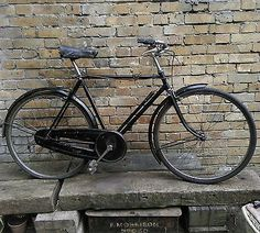 1930s Raleigh Sports Model - excellent condition