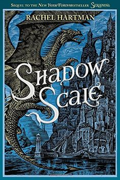 Shadow Scale (Seraphina) by Rachel Hartman http://www.amazon.com/dp/0375866574/ref=cm_sw_r_pi_dp_PdxMvb0P496TQ