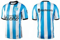 2130a6beac095 15-16 ARGENTINA RACING CLUB Cheap Home Replica Jersey  PF1505061143  Soccer  Uniforms