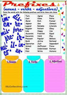 Prefixes-1