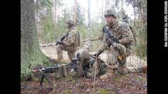 U.S. Army sending armored convoy 1,100 miles through Europe