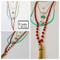 Necklace Moda y tendencias 2015