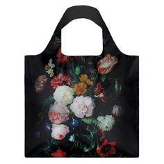 De Heem: Still Life with Flowers, Reusable Tote Bag | National Gallery of Art Shops | shop.nga.gov