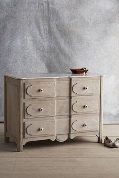 Grasse Dresser #Anthropologie