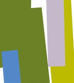 Burghard Müller-Dannhausen Geometrische Malerei,  geometric painting, geometric art, geometric abstraction: 1992-8-1