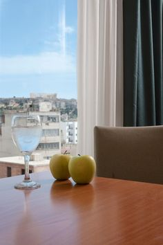 Arion Athens Hotel rooms have nice, comfortable beds, large windows with fabulous view, hidden lightings, large marble bathrooms, air condition, mini bar, satellite TV, safe, wireless internet connection and spacious closets.