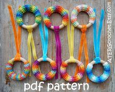 Crochet patrones Mordillo por ATERGcrochet