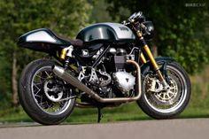 Triton motorcycle by BritalMoto