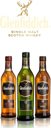 We are Sweet on Scotch with Glenfiddich and you'll have a informational sit down to get to know 4 different types of Glenfiddich