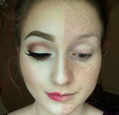 I simply cannot say enough about the Mineral Touch liquid foundation by Younique. Goes on as liquid but blends to a matte powder finish! Be sure to get the powder puff brush for application. #PhotoShopInABottle