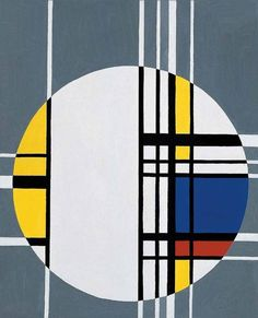Gorin, Jean, (1899-1981), Composition, 1961, Oil