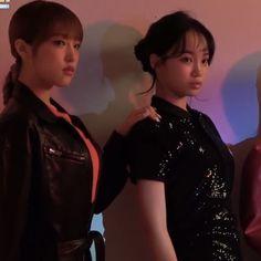 izone choi yena & kim chaewon icon Dance, Eyes, Elegant, Random, Dancing, Classy, Cat Eyes, Chic, Casual