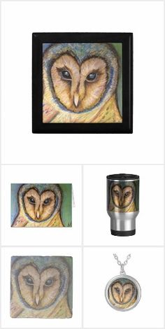 Majestic Owl Collection