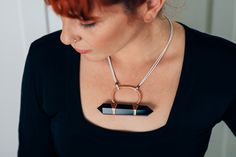 Our newest designer Leia Beila's pieces have us swooning. Delicate and edgy at the same time -- what more could you want!