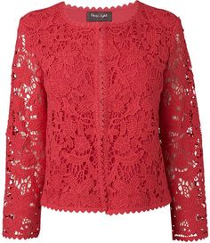 707f7abe Shop for House of Fraser Women's Phase Eight Guipure lace jacket at  ShopStyle. Kebaya Brokat