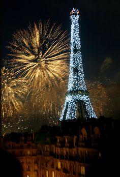 14 Juillet, Vive Paris! by Leoniedas on Flickr.
