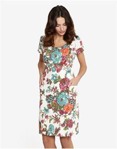 Joules US - Flowery Dress