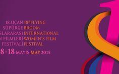 """18. Uçan Süpürge Film Festivali, """"18'in Halleri"""" temasıyla 8 Mayıs'ta başlıyor. http://istanbuldasanat.org/ucan-supurge-festivali/"""