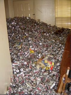 Utah Man Drank 70,000 Coors Light Beers Over An 8 Year Period. Thatu0027s 24