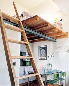 Los altillos permiten aprovechar el espacio y crear una zona extra a un nivel más elevado. Su realización exige tener los techos muy altos y encargar a un arquitecto el cálculo de la estructura del...