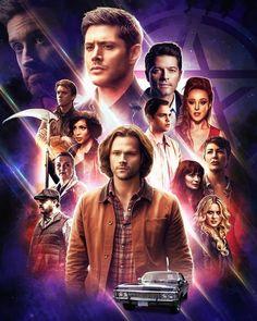Supernatural Fanfiction, Supernatural Impala, Funny Supernatural Memes, Supernatural Wallpaper, Supernatural Seasons, Supernatural Fandom, Destiel Fanfiction, Supernatural Episodes, Castiel