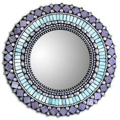 Mosaik spejl http://fab.com/product/mirror-turquoise-purple-10-89147